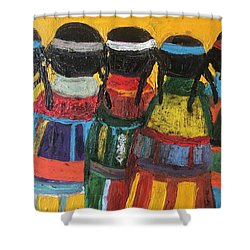 My Girls Shower Curtain