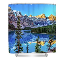 My Grail Shower Curtain by James Heckt