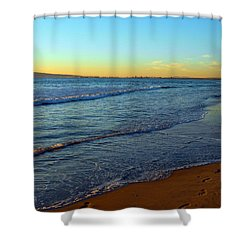 My Kind Of Day Shower Curtain by Everette McMahan jr