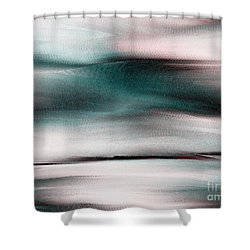 My Knowledge Of Peace Shower Curtain