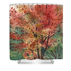 My Maple Tree Shower Curtain