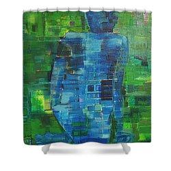 My Matisse Shower Curtain