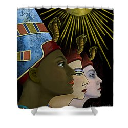 My Name Is Nefertiti. My Name Shower Curtain