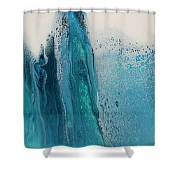 My Soul To Sea Shower Curtain