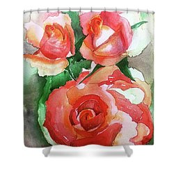 My Wild Irish Rose Shower Curtain