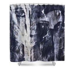 Shower Curtain featuring the photograph Mykur by Linda Sannuti