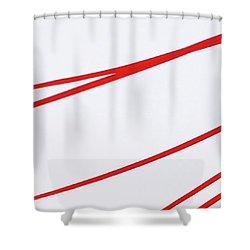 Craster Amaliris  Shower Curtain