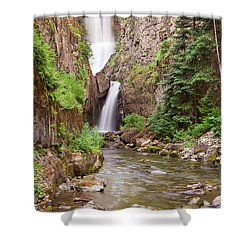 Mystery Falls Shower Curtain