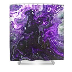Mystery, Moodiness  Shower Curtain