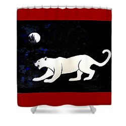 Mystic Capture Shower Curtain