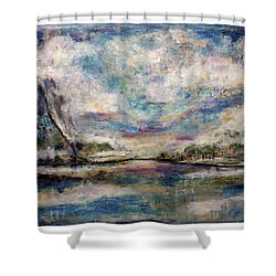 Mystic Cove Shower Curtain