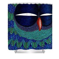 Mystic Sovicka Shower Curtain