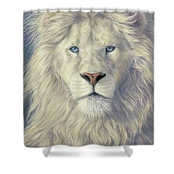 Mystical King Shower Curtain