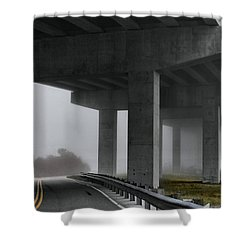 Mystical Magic Shower Curtain