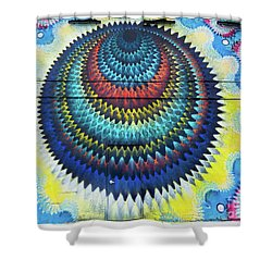 Mystical Ride Shower Curtain