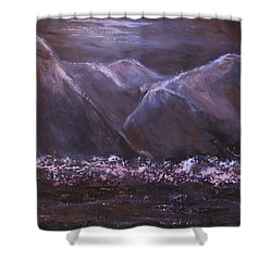 Mythological Journey Shower Curtain