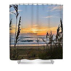 Nags Head August 5 2016  Shower Curtain