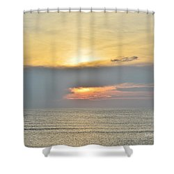 Nags Head Sunrise 7/24/16 Shower Curtain