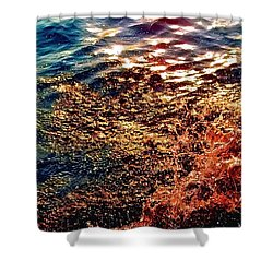 Naiad Spirit Shower Curtain
