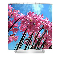 Naked Ladies Shower Curtain