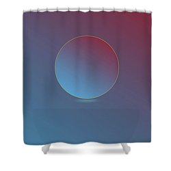 Namaste Shower Curtain by Jack Eadon