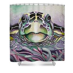 Namorita Shower Curtain by William Love