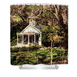 Napa Valley Home Shower Curtain