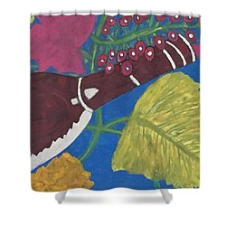 Napa Valley Tastings Shower Curtain by Jonathon Hansen