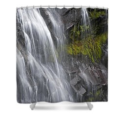 Narada Falls  Shower Curtain