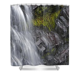Narada Falls II Shower Curtain