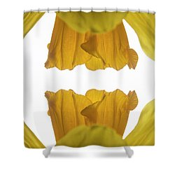 Narcissus Shower Curtain