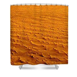 Nasa Image-namib-naukluft National Park-3  Shower Curtain