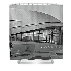 Nascar Hall Of Fame Shower Curtain