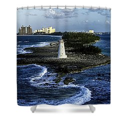 Nassau Light Shower Curtain