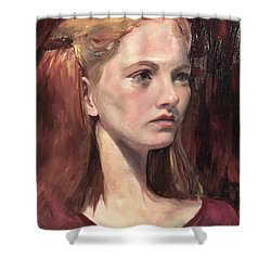 Natalie Shower Curtain