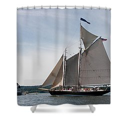 Nathaniel Bowditch 4 Shower Curtain