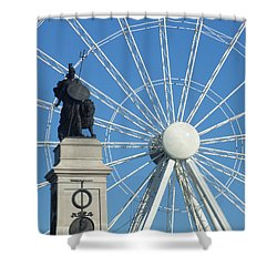 National Armada Memorial Shower Curtain