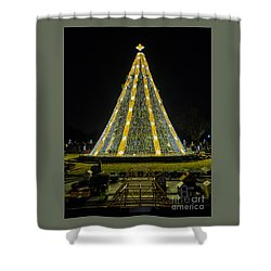 National Christmas Tree #2 Shower Curtain