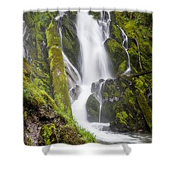 National Falls 1 Shower Curtain