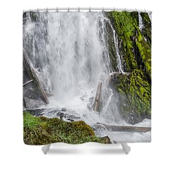 National Falls 2 Shower Curtain