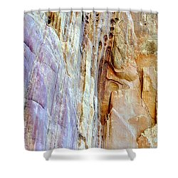 Natural 9 14f Shower Curtain