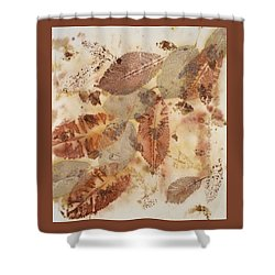 Natural Elements 11 Shower Curtain