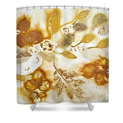 Natural Elements 2 Shower Curtain
