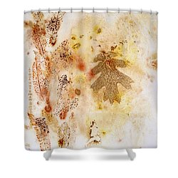 Natural Elements 3 Shower Curtain