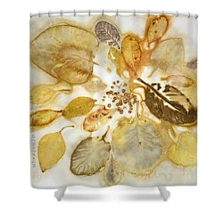 Natural Elements 4 Shower Curtain