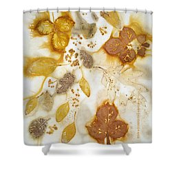Natural Elements 6 Shower Curtain