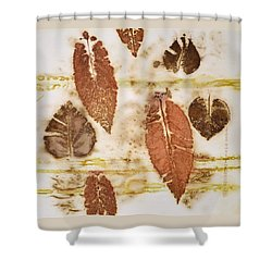 Natural Elements 7 Shower Curtain