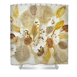 Natural Elements 8 Shower Curtain