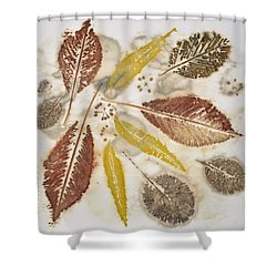 Natural Elements 9 Shower Curtain