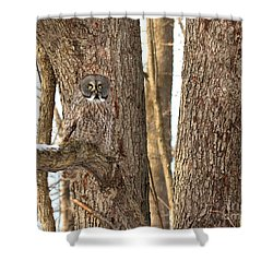 Natural Habitat Shower Curtain